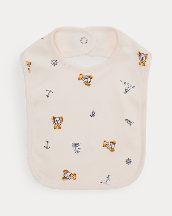 Polo Bear Interlock Bib