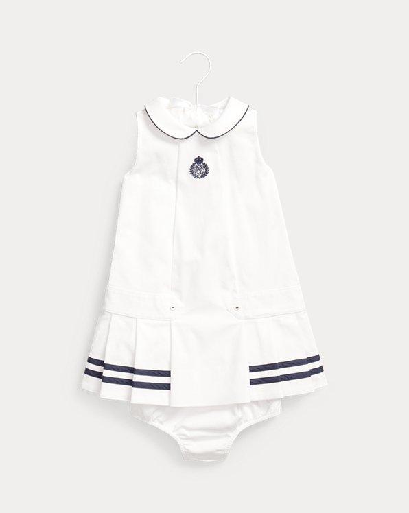 Mesh Tennis Dress & Bloomer