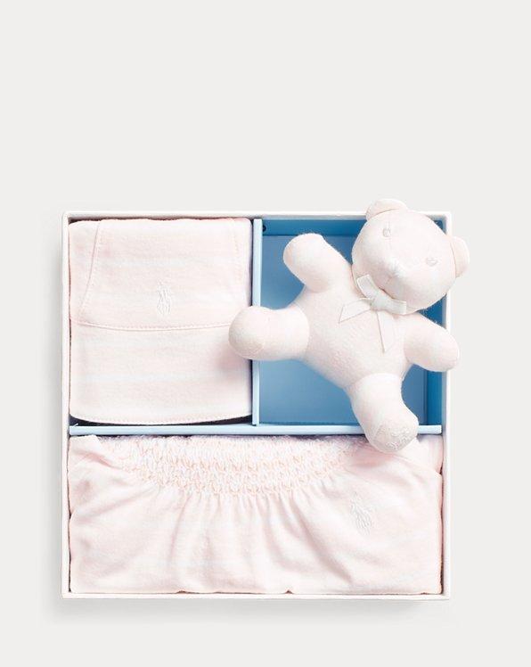 Set cadeau à 3 pièces ourson