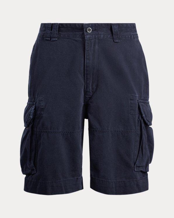 Classic Fit Chino Cargo Short