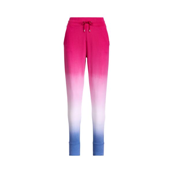 로렌 랄프로렌 조거팬츠 Polo Ralph Lauren Dip-Dyed French Terry Jogger Pant,Multi