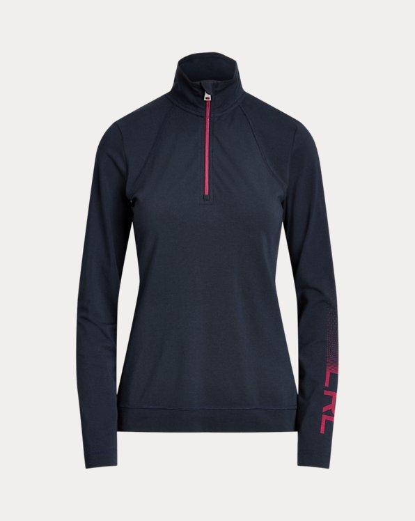 Jersey Quarter-Zip Pullover