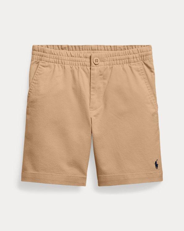 Pantalón corto Polo de sarga