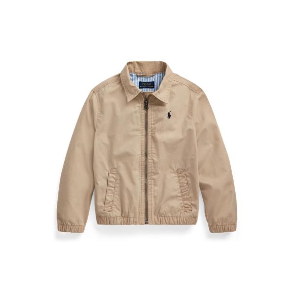 Bayport Stretch Cotton Chino Jacket