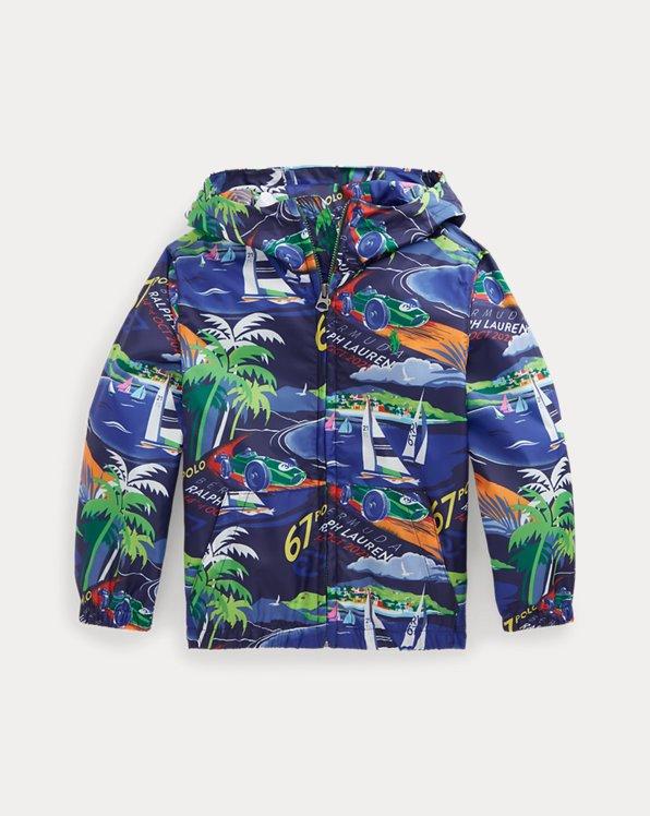Ripstop Hooded Jacket