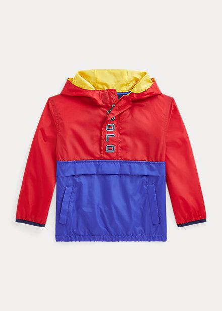 Polo Ralph Lauren Water Repellent Hooded Jacket