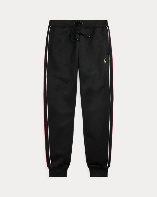 Pantalon de jogging à maille double