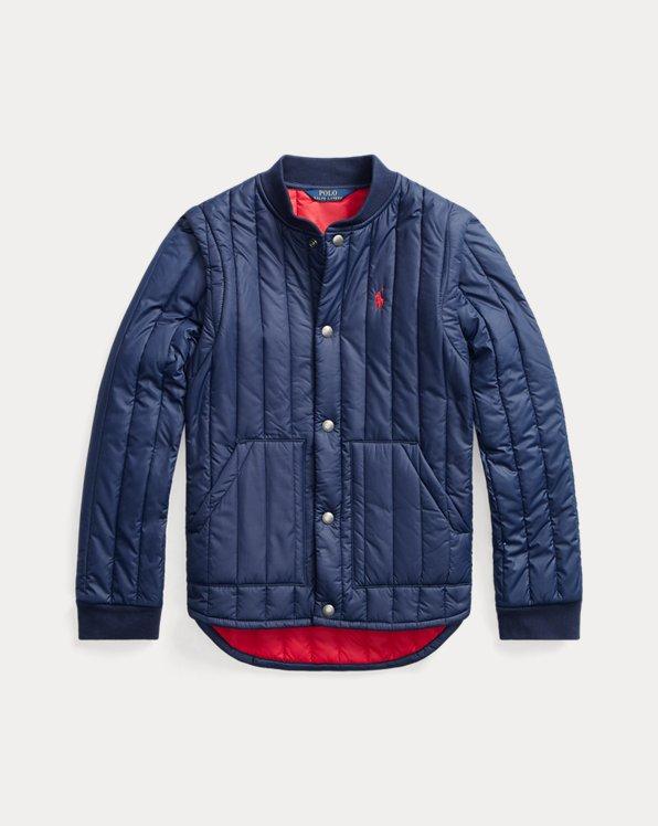 Water-Resistant Convertible Jacket