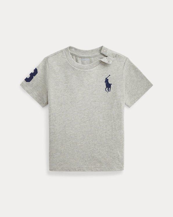 Maglietta Big Pony in jersey