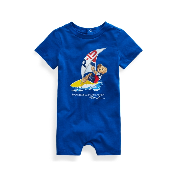 Ralph Lauren POLO BEAR COTTON JERSEY SHORTALL