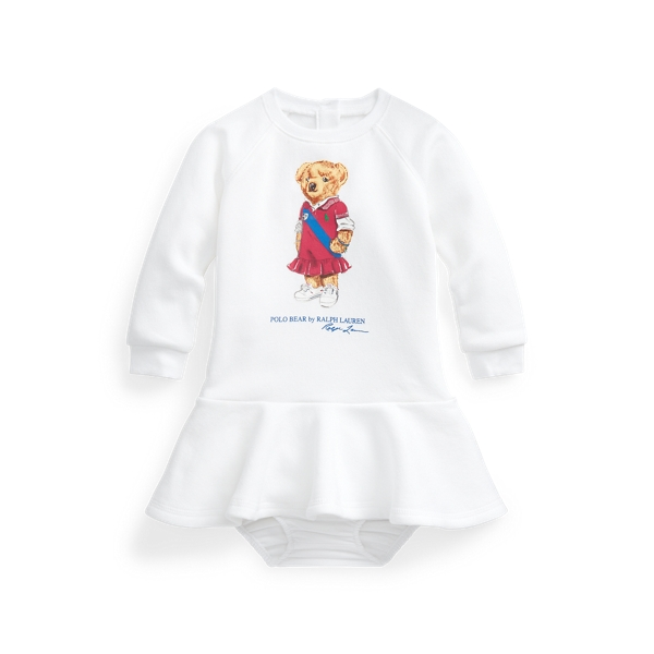 Ralph Lauren Dresses POLO BEAR DRESS & BLOOMER