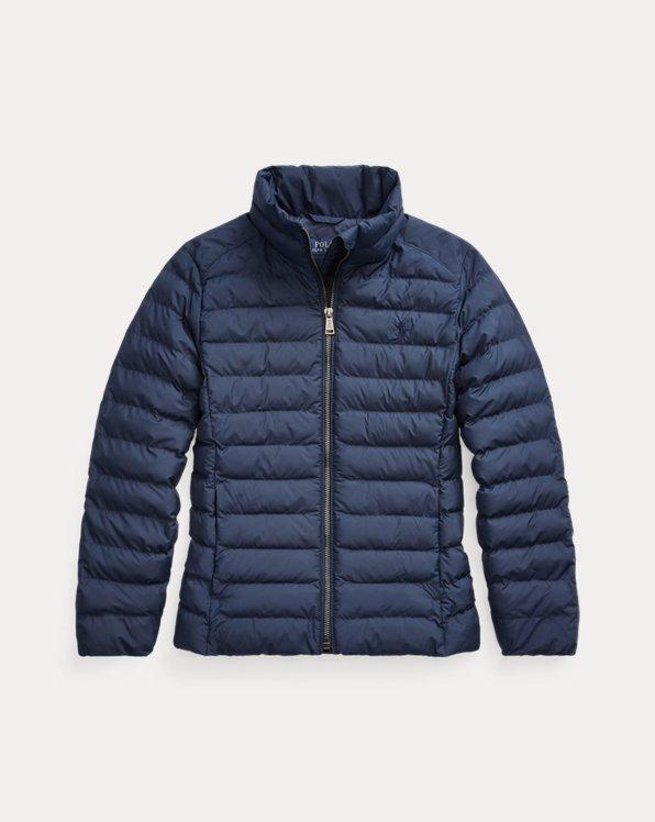 Die verstaubare Jacke
