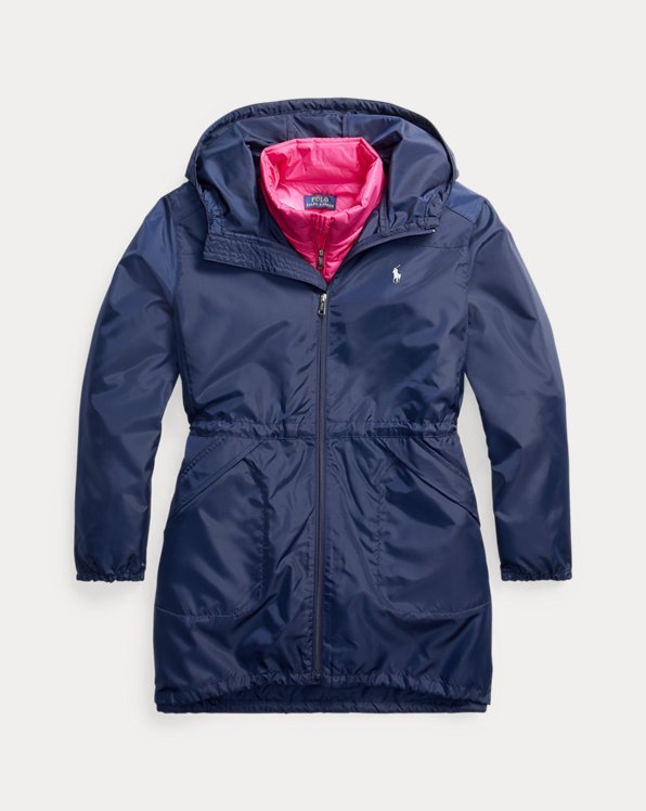 Ripstop Jacket & Quilted Gilet Set