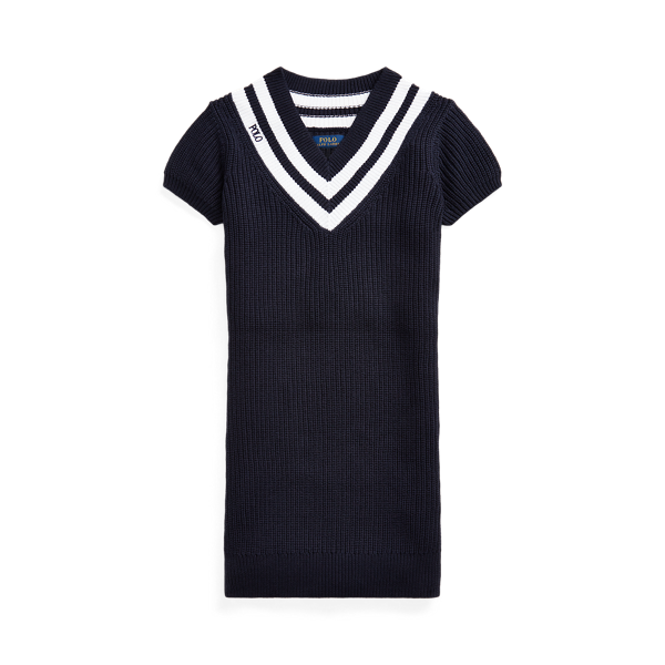 Cotton Cricket Jumper Dress