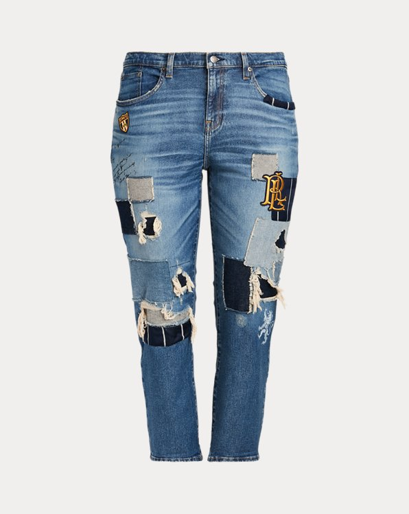 Relaxed Tapered Jean