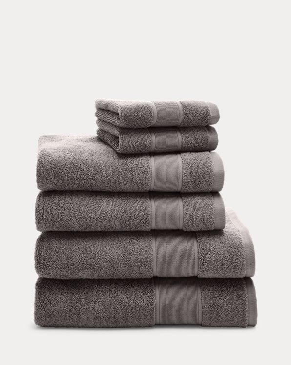 Sanders 6-Piece Towel Set