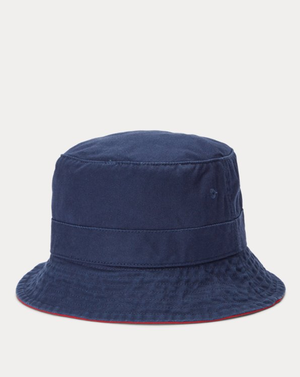 Polo Sport Chino Bucket Hat