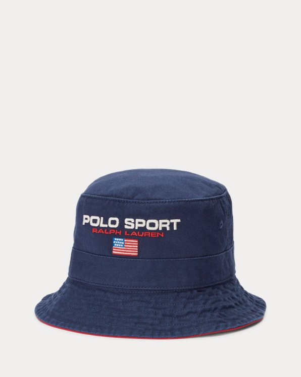 Polo Sport Chino Bucket Hat