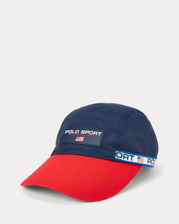 Polo Sport Long-Bill Cap