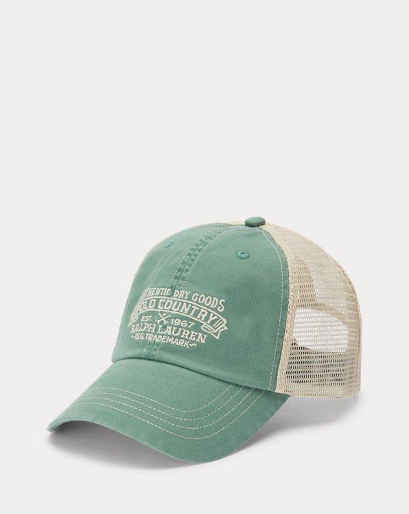 Polo Country Ball Cap