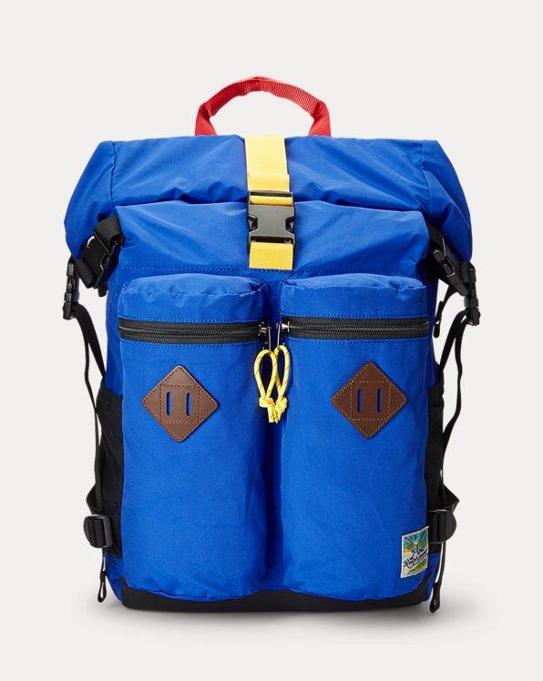 Lightweight Mountain Roll-Top Backpack