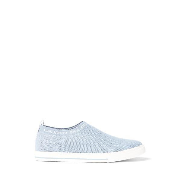 Lauren Ralph Lauren Jordyn Slip-on Sneaker In Blue