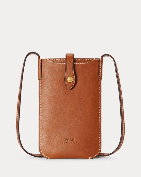 Vachetta Leather Phone Case
