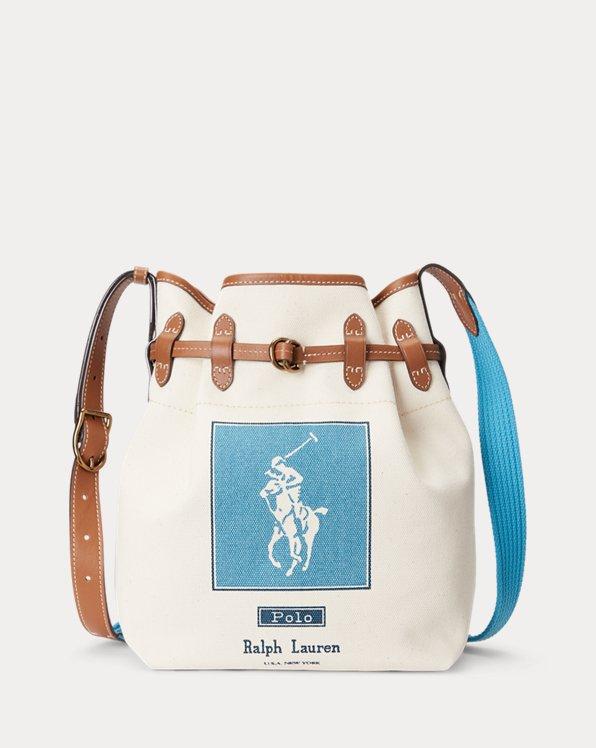 Canvas Bellport Bucket Bag