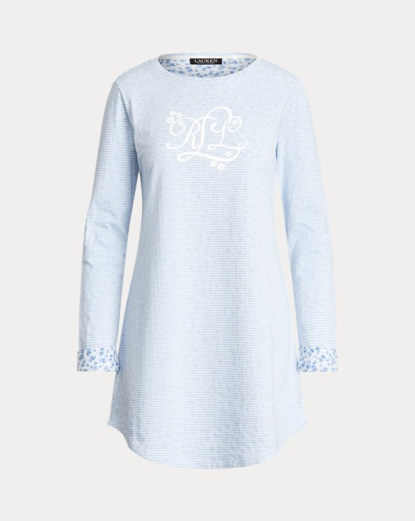 Knit Cotton-Blend Sleep T-Shirt