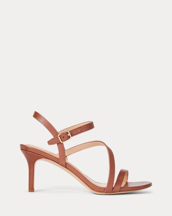 Landyn Nappa Leather Sandal