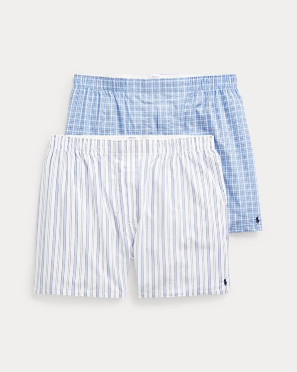 Classic Fit Boxer 2-Pack