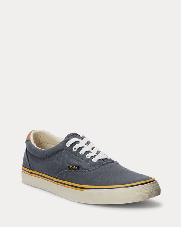 Thorton Washed Canvas Sneaker