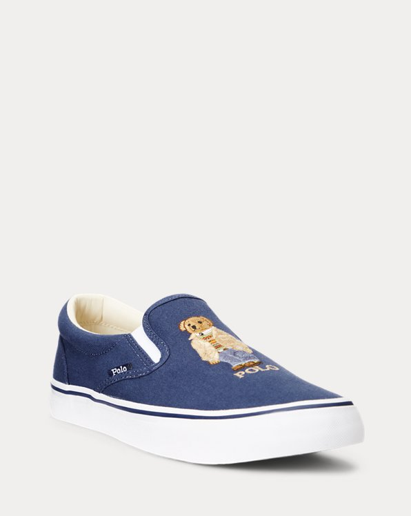 Thompson Polo Bear Herringbone Sneaker