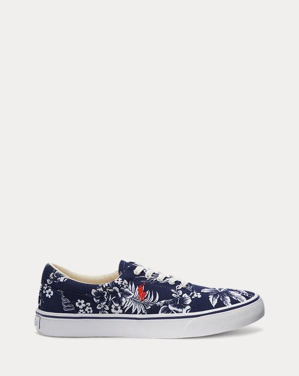 Thorton Polo Bear Tropical Sneaker