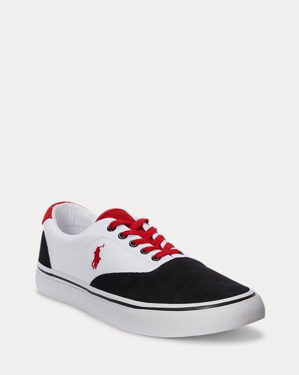 Thorton Suede & Canvas Sneaker