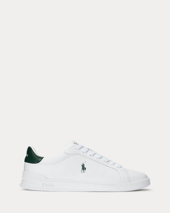 Heritage Court II Leather Sneaker