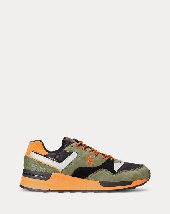 Trackster 100 Nubuck Sneaker