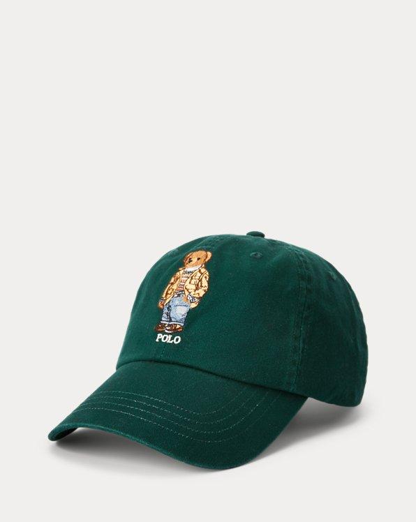 Polo Bear Chino Ball Cap