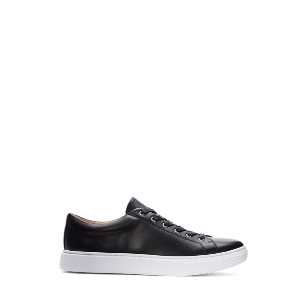 Dunovin Nappa Leather Trainer