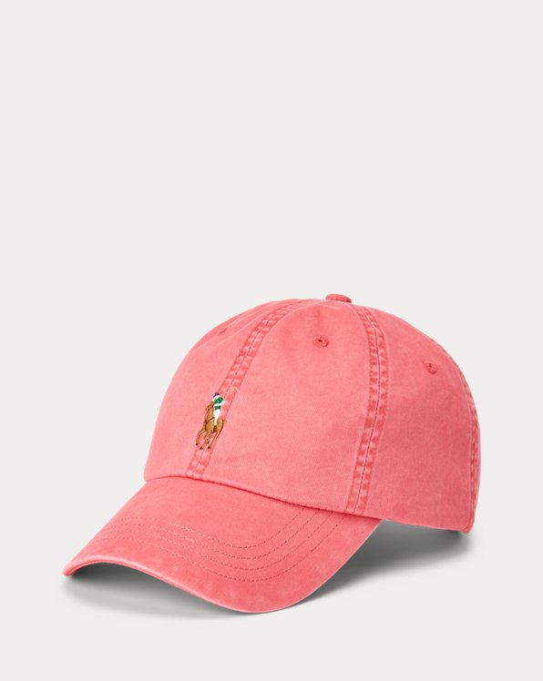 Stretch-Cotton Twill Ball Cap
