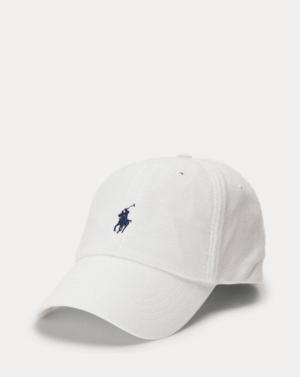 Cotton Pique Ball Cap