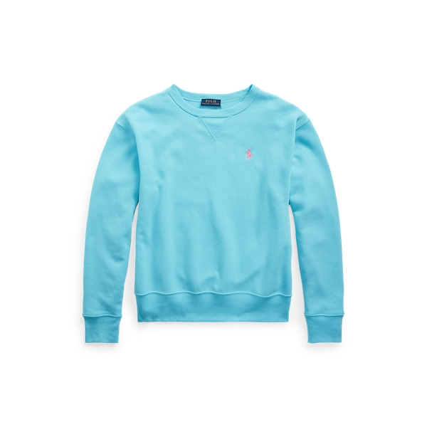 폴로 랄프로렌 Polo Ralph Lauren Fleece Pullover,Perfect Turquoise