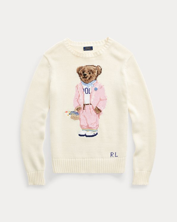 Picnic Polo Bear Jumper