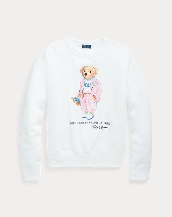 Picnic Polo Bear Sweatshirt