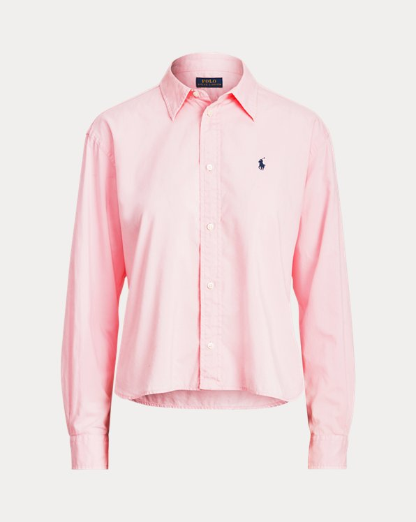 Big Pony Cotton Twill Shirt