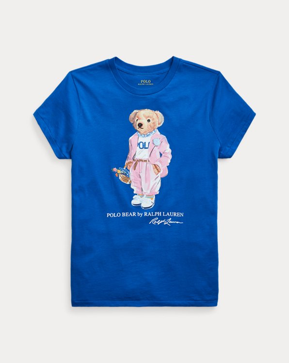 Maglietta Picnic Polo Bear