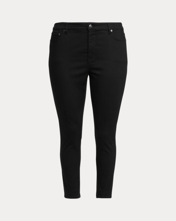 High-Rise Skinny Ankle Jean