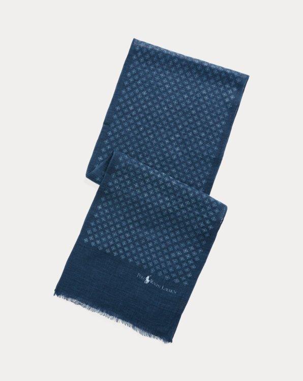 Lightweight Linen Scarf