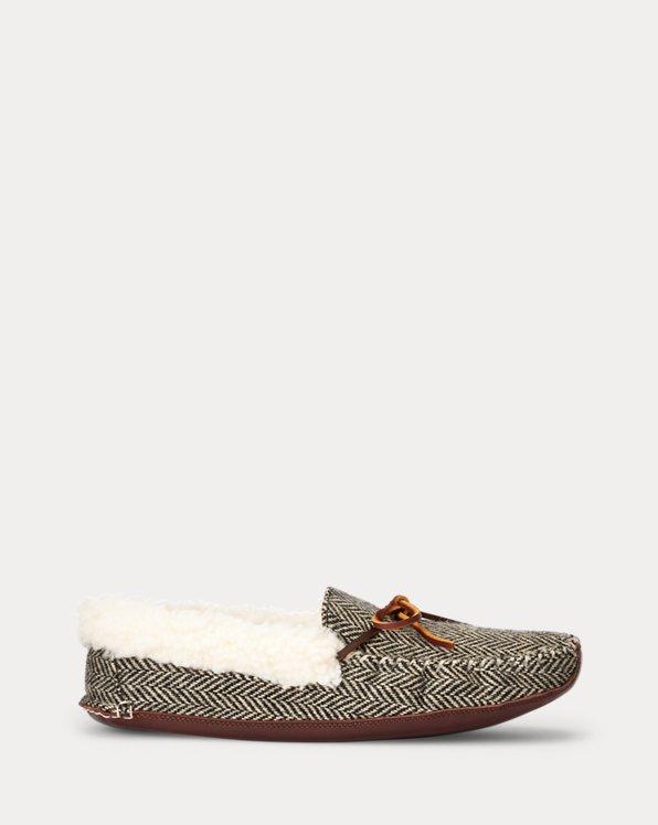 Yarmond Shearling-Lined Slipper