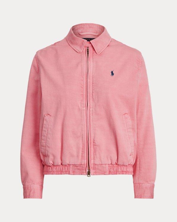 Cotton Chino Jacket